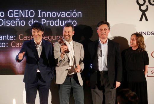 Caser ReMoto obtiene el premio Genio al mejor producto innovador