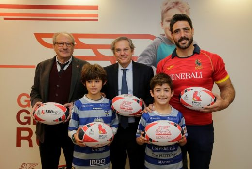 GENERALI GET INTO RUGBY