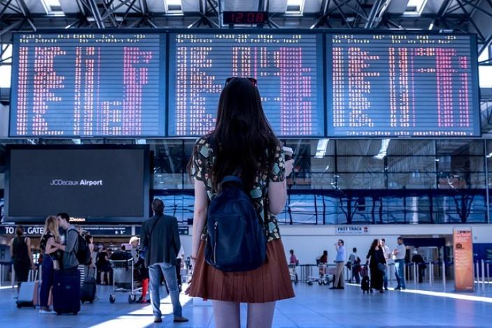 avión viaje asistencia vacaciones