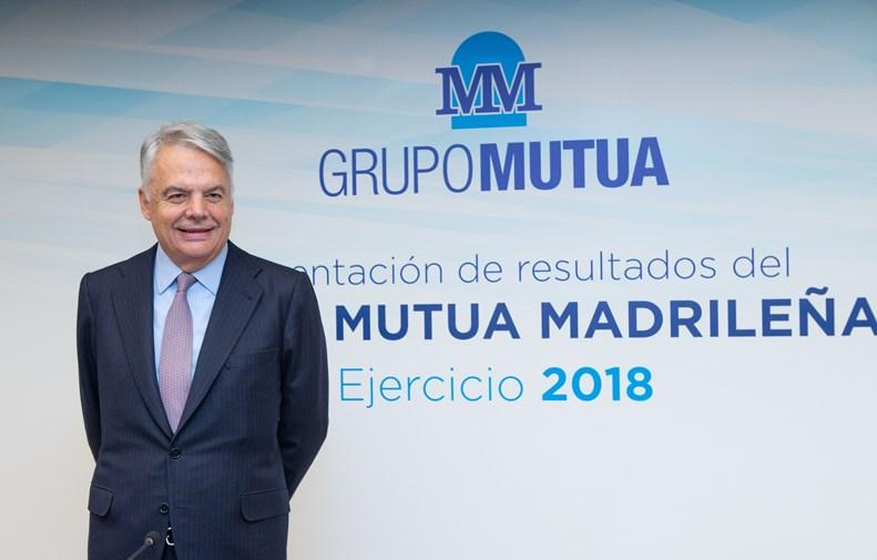 madrileña Ignacio Garralda presidente Mutua Madrileña_1