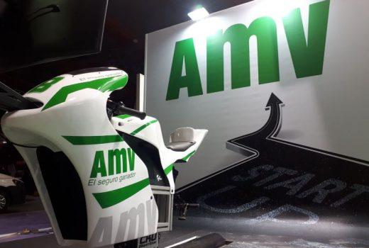 AMV Simulador moto GP AMV