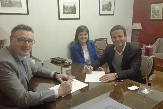 Acuerdo Liberty y Colegio M. Zaragoza y Teruel