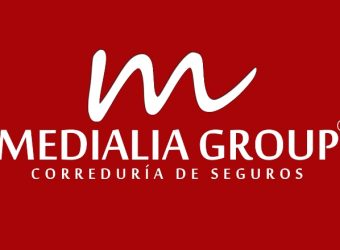 MEDIALIA logo rojo