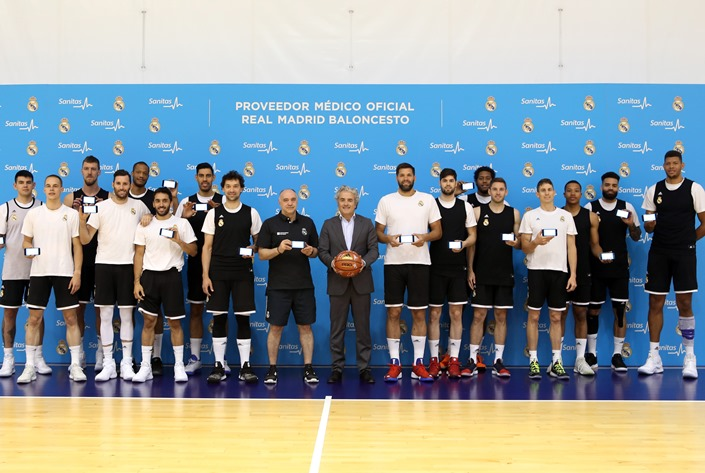 SANITAS_Real Madrid de Baloncesto
