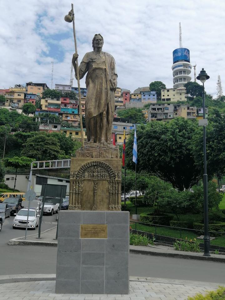 monumento santiago guayaquil
