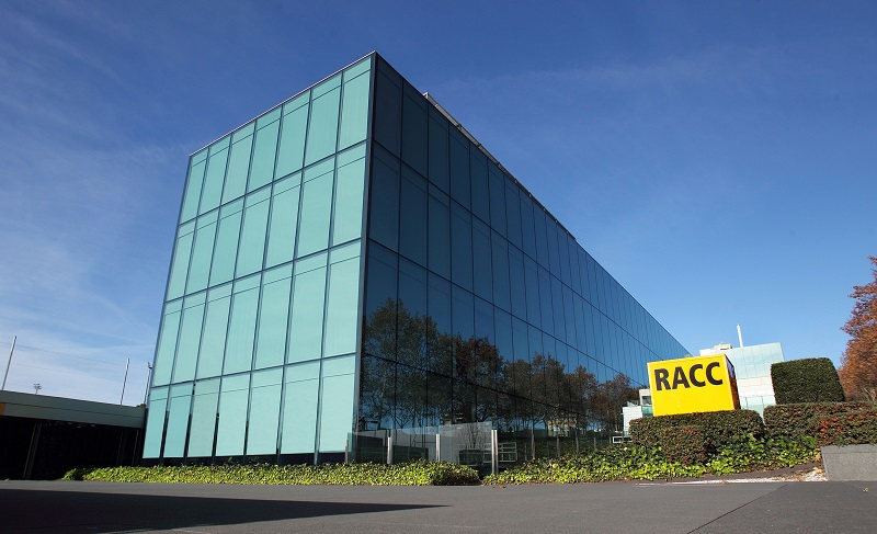 Sede central RACC