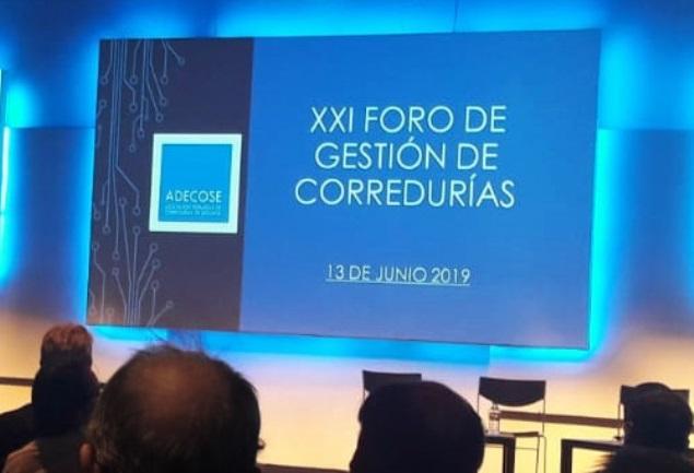 XXI Foro de Gestión de Corredurías (ADECOSE)