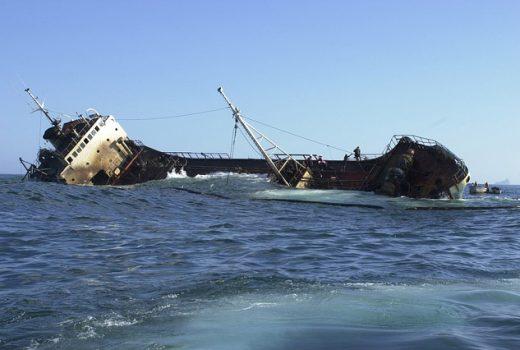 barco, marítimo, buque, siniestro