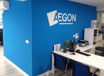 AEGON oficina A Coruña