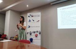 Jessica Fdez, Responsable del Dpto de Marketing y Comunicación