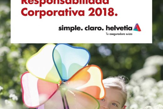 Portada Memoria RC Helvetia Seguros 2018