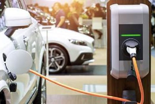 axa eléctrico coche