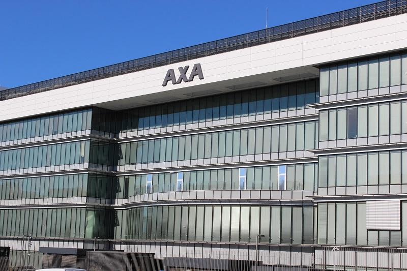 AXA sede