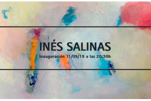 Cartel Inés Salinas Howden Art