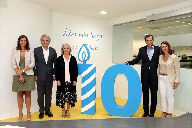Centro de Relaciones con Clientes de Sanitas cumple diez años