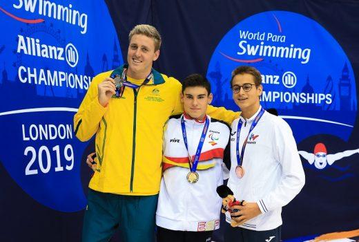 London 2019 World Para Swimming Allianz Championships