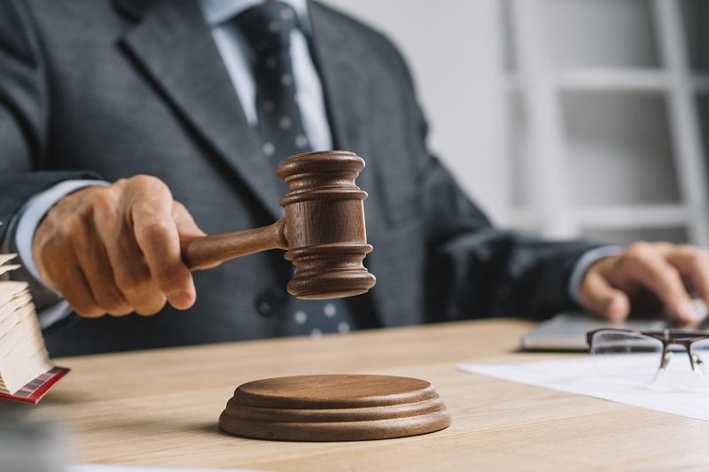 juez justicia juicio