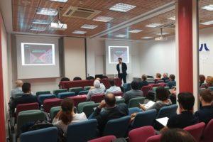 Hiscox imparte formación sobre ciberseguros a corredores en Barcelona