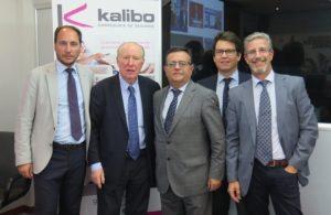 Kalibo patrocina una conferencia de José Mª Gay de Liébana