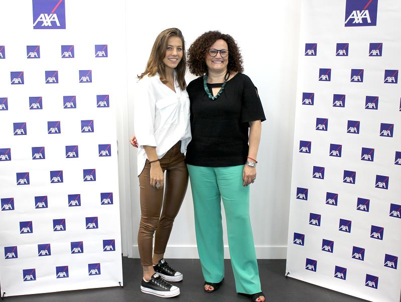 OlgaSanchez y NuriaMarques