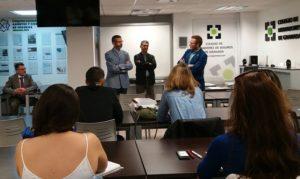 El Colegio de Granada inaugura el nuevo Curso Superior de Seguros