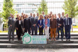 """Allianz y la correduría Addares, en plataforma """"Empresas por la Movilidad Sostenible"""""""