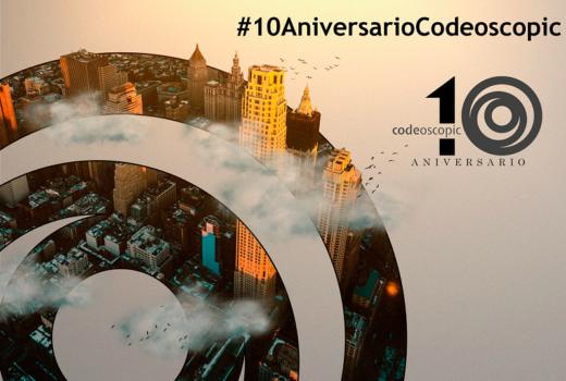 10 aniversario codeoscopic
