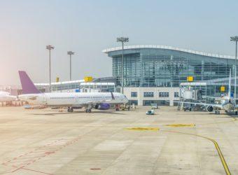 aeropuerto terminal