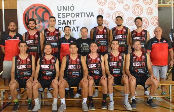 Catalana Occidente - Unió Esportiva Sant Cugat