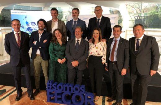 Juan Antonio Marín hace su presentación oficial como presidente de Fecor