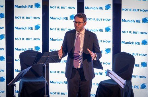 Tim Jehnichen (Munich Re): «El medio ambiente será el gran tema de la década y cambiará nuestro negocio»