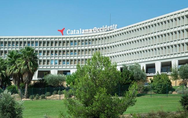 catalana occidente edificio
