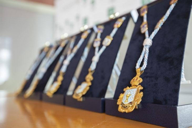 inade medallas