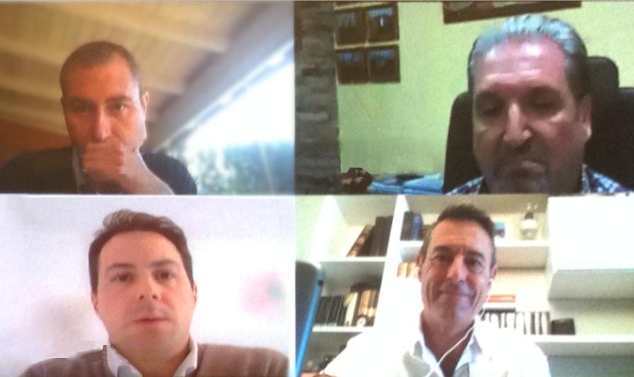 espabrok Mariscal CEO de REALE SEGUROS analiza la situación actual con la RED ESPABROK