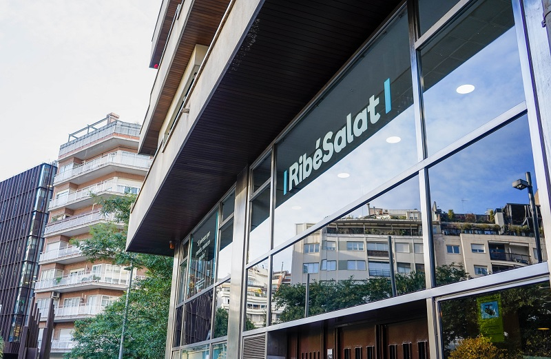 Oficina RibéSalat en Barcelona