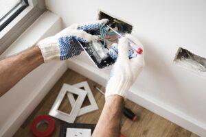 hogar asistencia electricidad