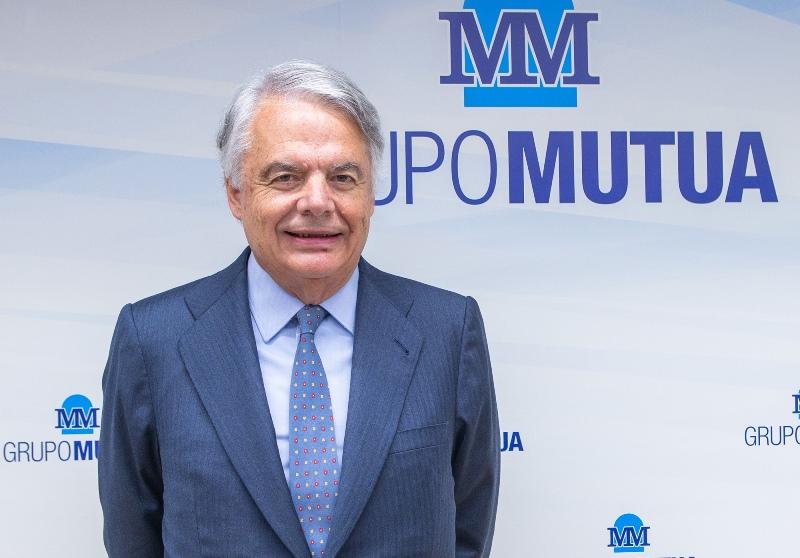 madrileña Ignacio Garralda presidente del Grupo Mutua 2