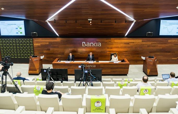 Bankia rueda