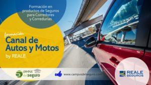 """Reale crea un canal de formación sobre """"Autos y Motos"""" para corredores en Campus del Seguro"""