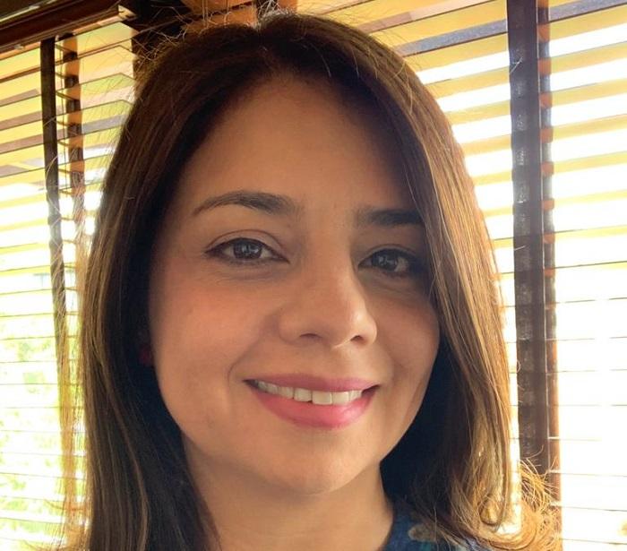 María Fernanda González, fundadora y CEO de Fregata Space