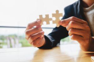 estrategia puzzle fusion