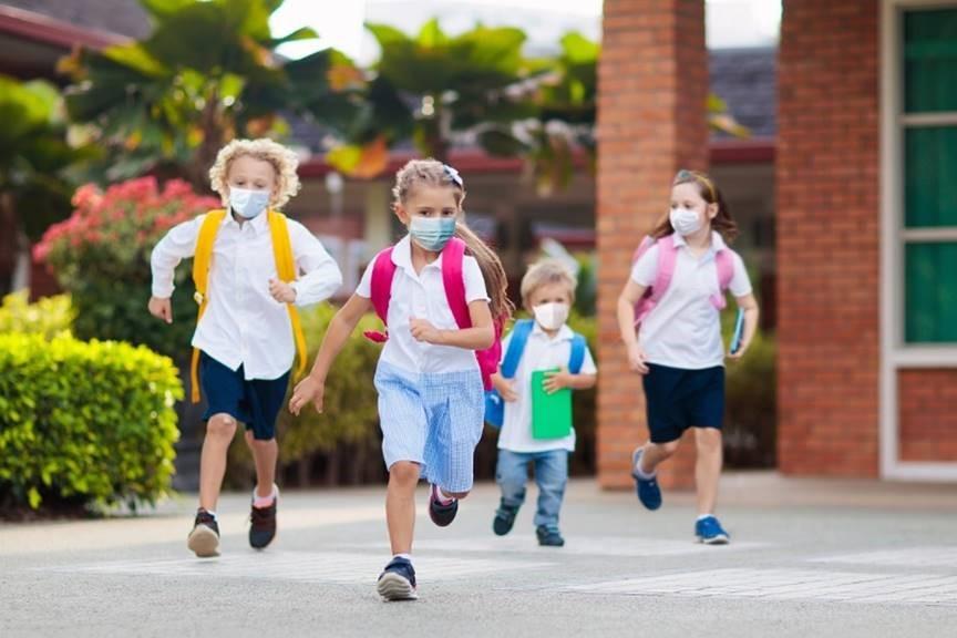 DAS niños colegio escuela juego