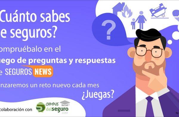"""""""¿Cuánto sabes sobre instituciones y organizaciones del seguro?"""", nuevo reto de SegurosNews y Campus del Seguro"""