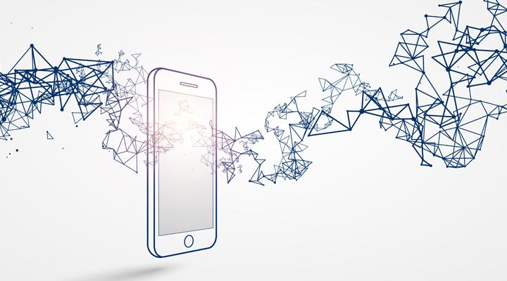 móvil, conexión, conectividad, red, internet