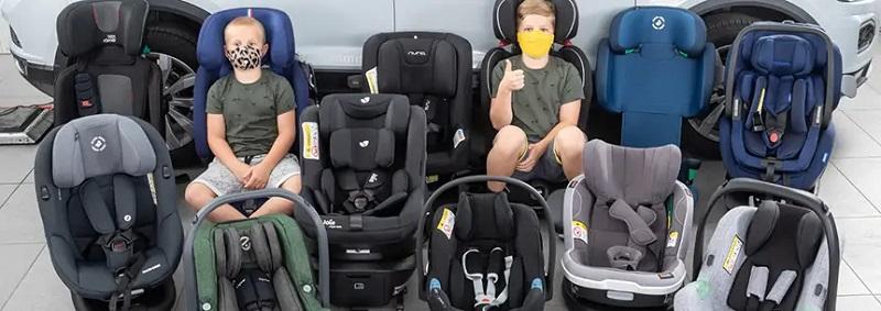 sillas infantiles race