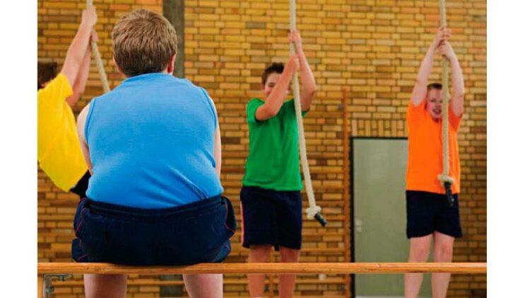 DKV obesidad infantil colegios