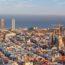 Panoramic,View,Of,Barcelona,,Spain