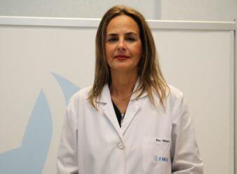 Magdalena Múgica, de Medicina General de IMQ
