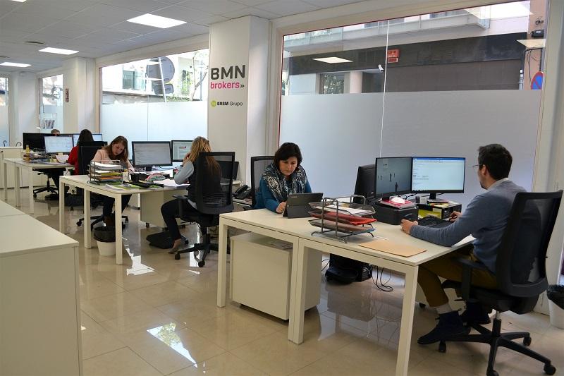 Oficina BMN Brokers Palma Mallorca