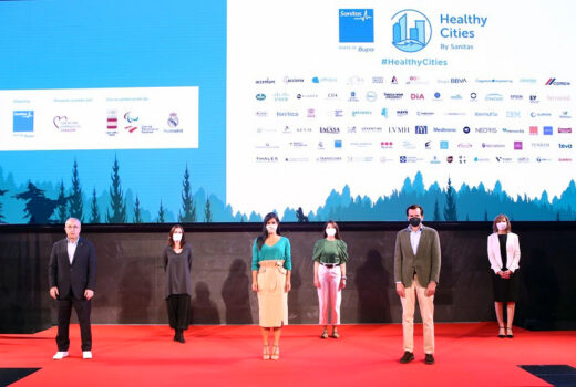 Foto presentacion Healthy Cities